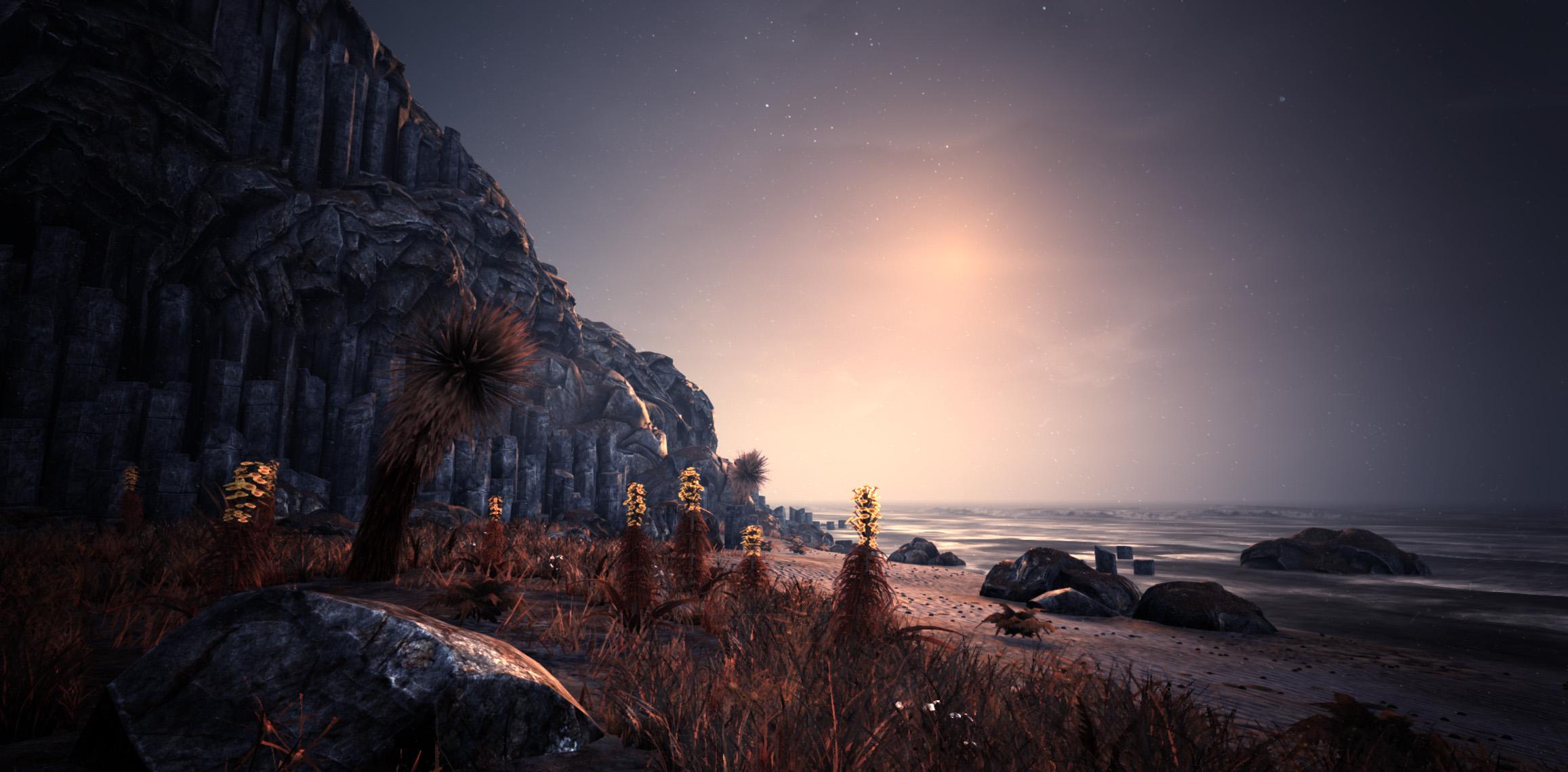 První gameplay video z česko-švédské survival hry Solus Project 91935