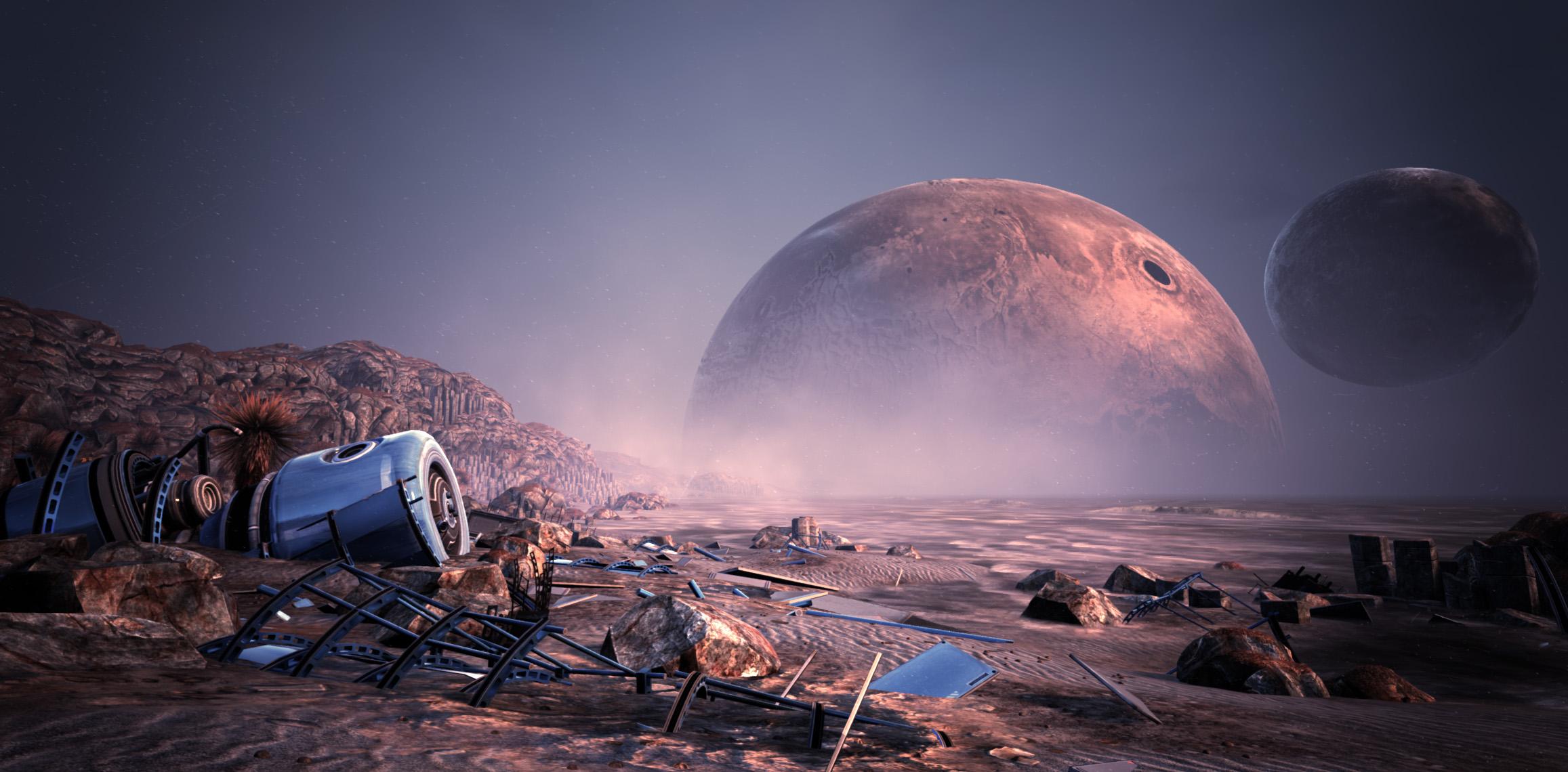 První gameplay video z česko-švédské survival hry Solus Project 91936