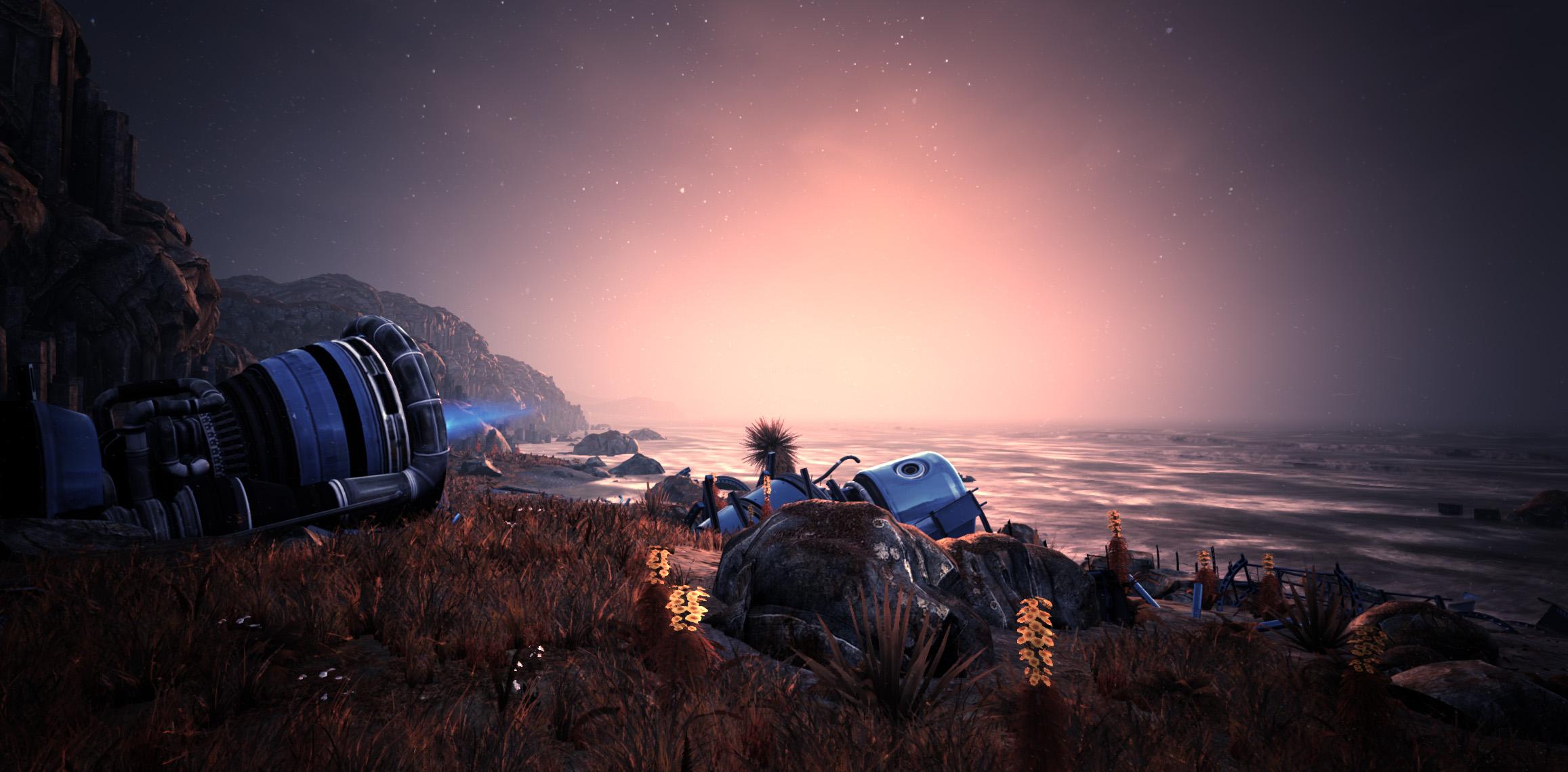 První gameplay video z česko-švédské survival hry Solus Project 91937
