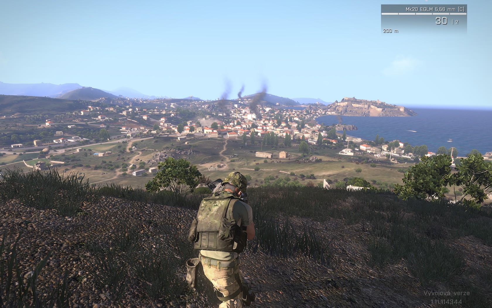 Nové screenshoty připomínají zítřejší vydání druhé části kampaně Army 3 91950