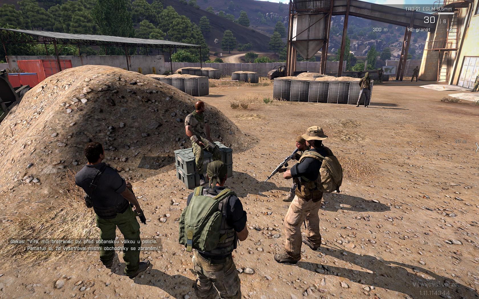 Nové screenshoty připomínají zítřejší vydání druhé části kampaně Army 3 91951