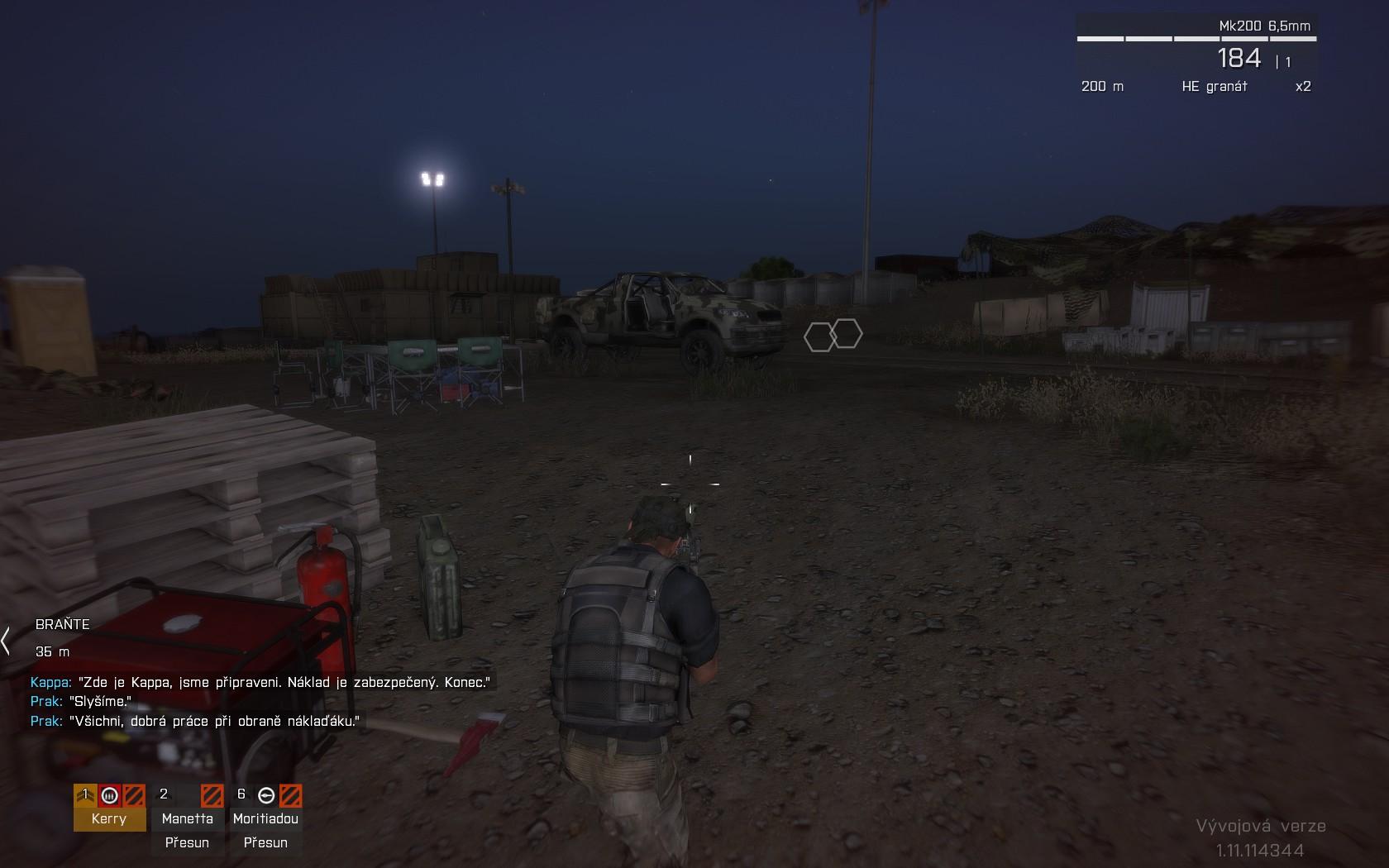 Nové screenshoty připomínají zítřejší vydání druhé části kampaně Army 3 91952