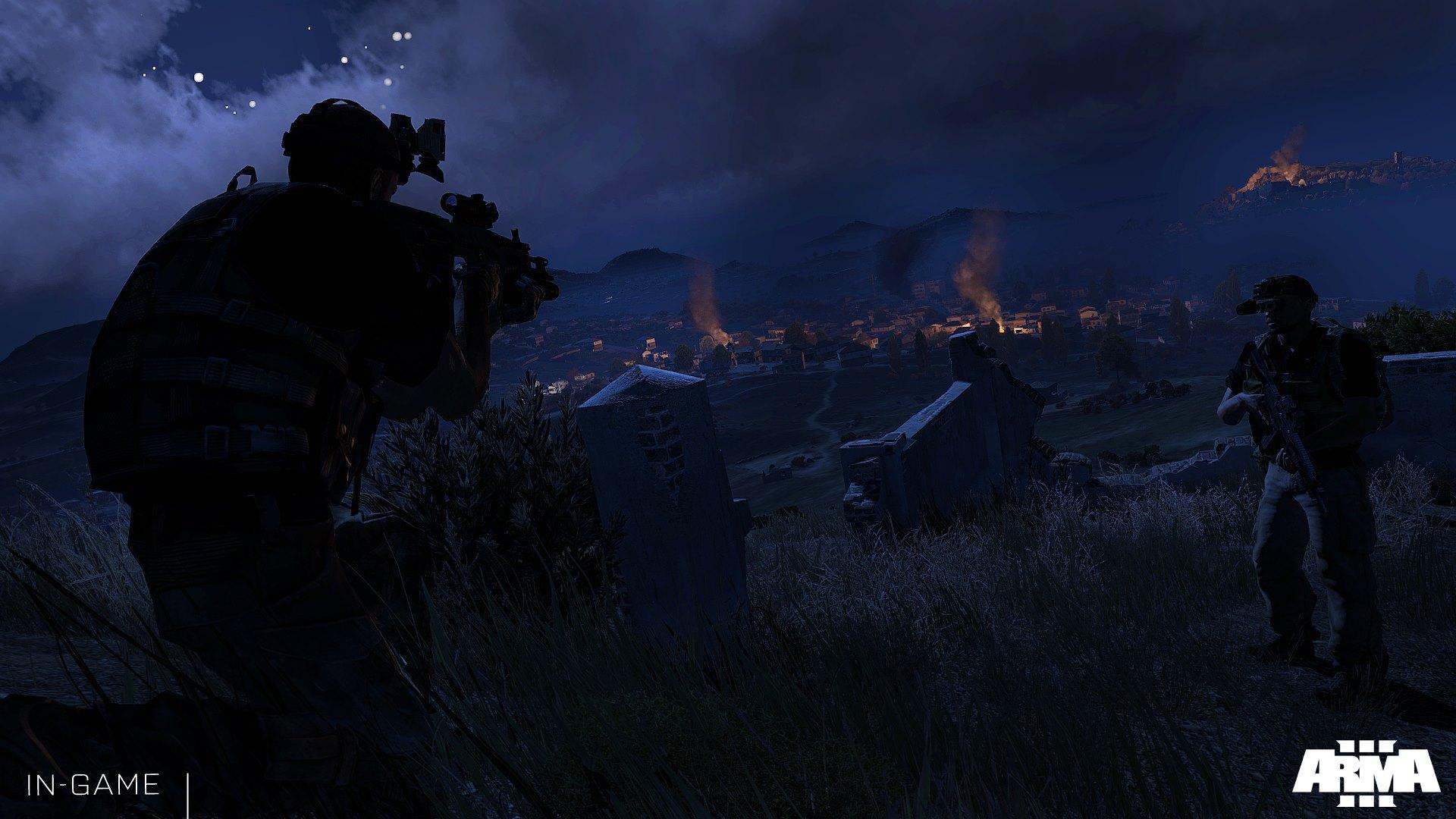 Nové screenshoty připomínají zítřejší vydání druhé části kampaně Army 3 91955