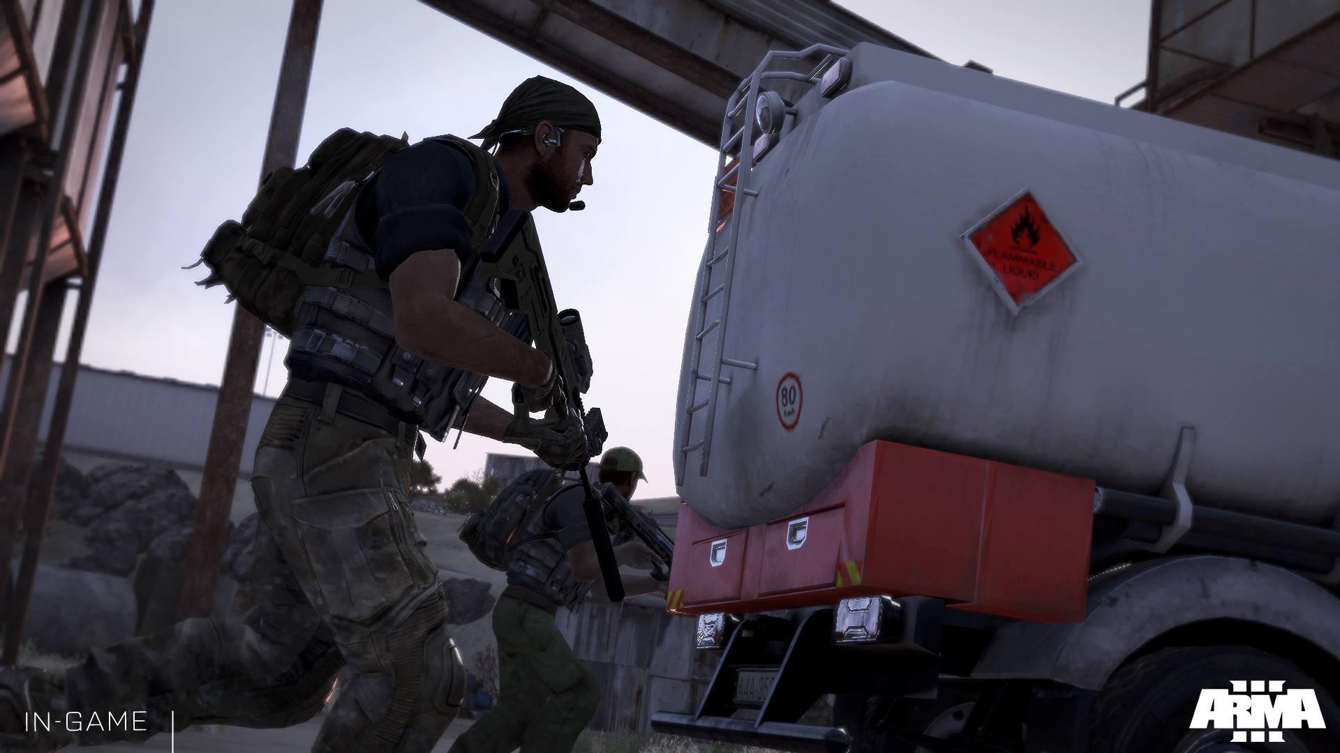 Nové screenshoty připomínají zítřejší vydání druhé části kampaně Army 3 91956