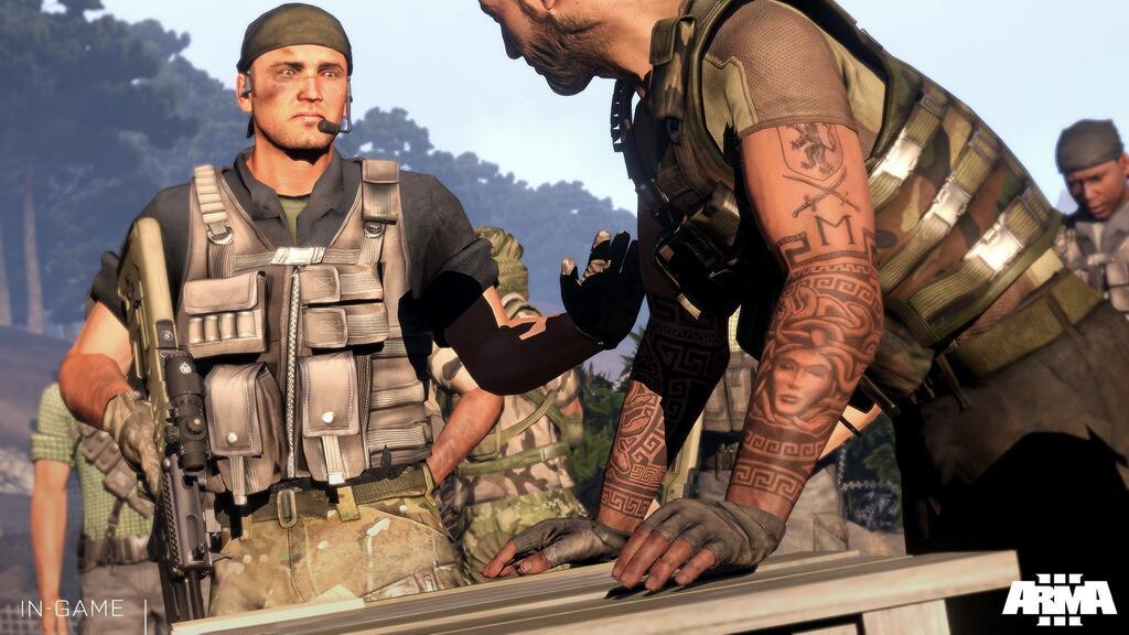 Nové screenshoty připomínají zítřejší vydání druhé části kampaně Army 3 91958