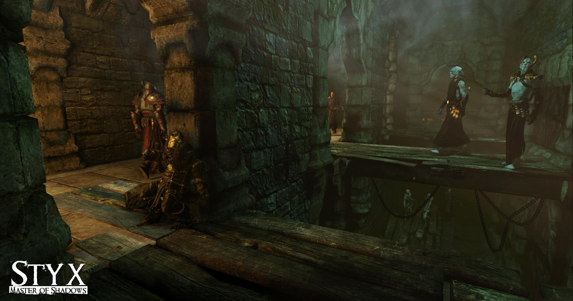 Styx: Master of Shadows je nové akční RPG od tvůrců Confrontation 92016