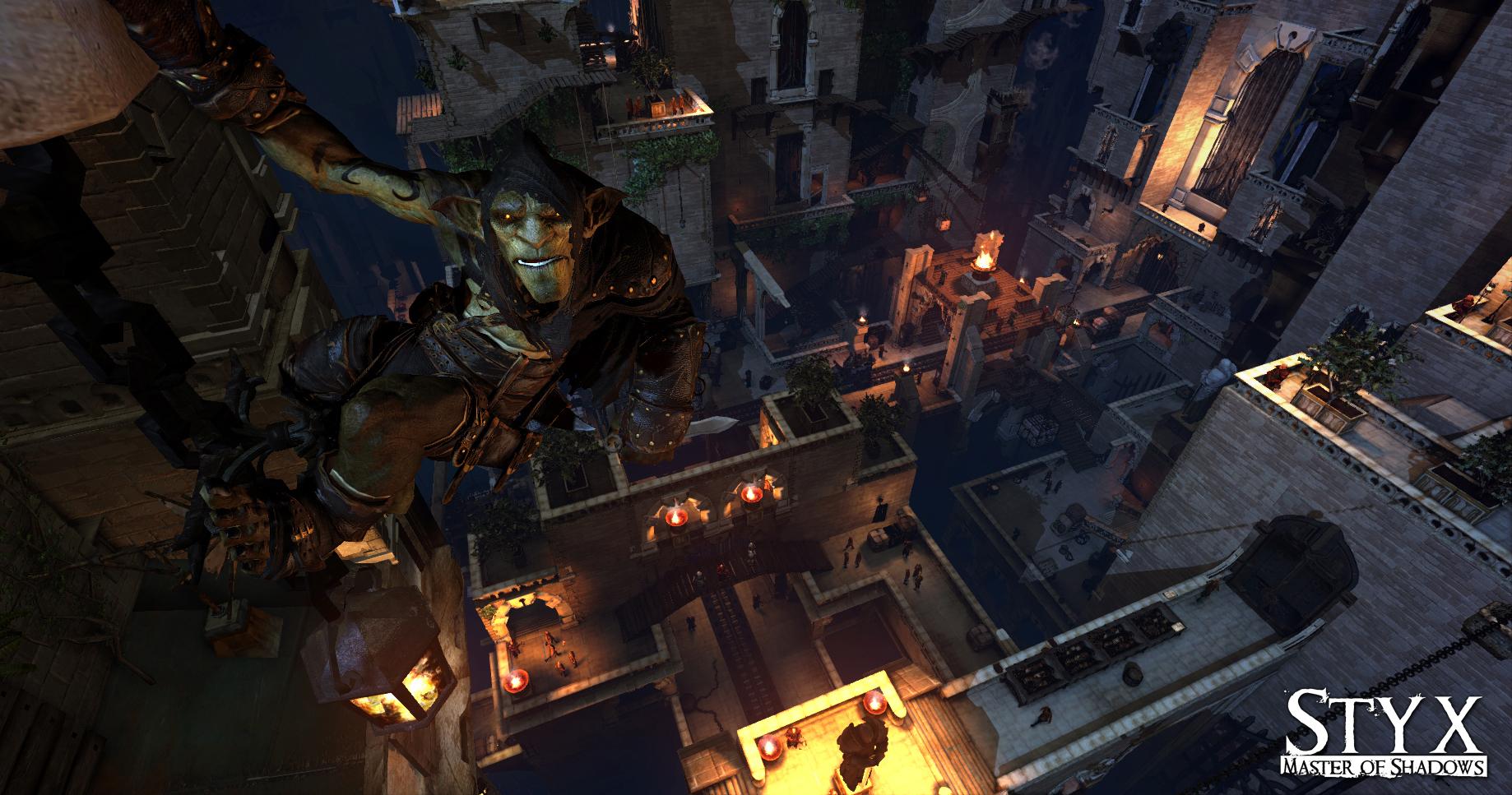 Styx: Master of Shadows je nové akční RPG od tvůrců Confrontation 92017