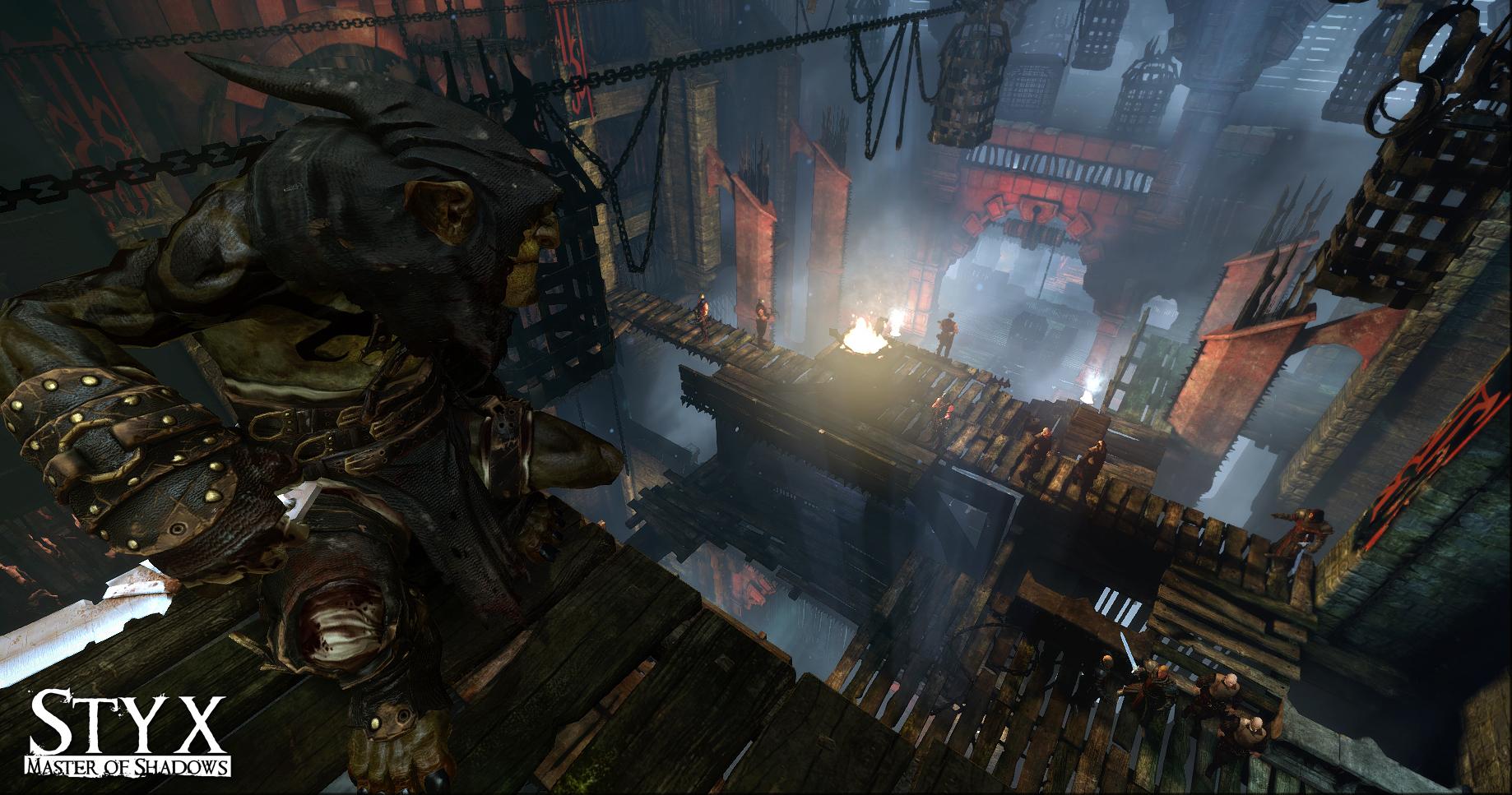 Styx: Master of Shadows je nové akční RPG od tvůrců Confrontation 92018