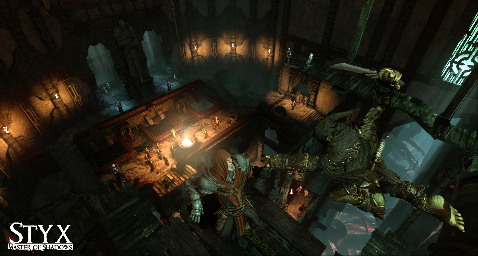 Styx: Master of Shadows je nové akční RPG od tvůrců Confrontation 92019