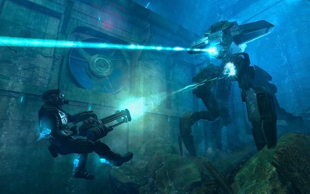 Akce Deep Black inspirovaná u BioShock a Killzone 2 9229