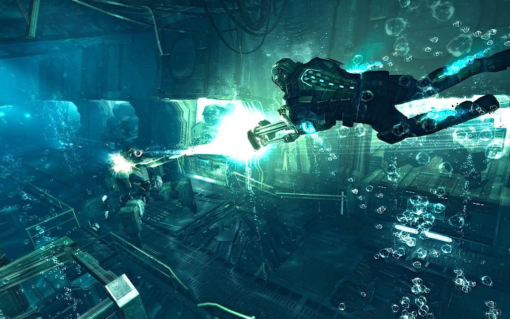 Akce Deep Black inspirovaná u BioShock a Killzone 2 9230
