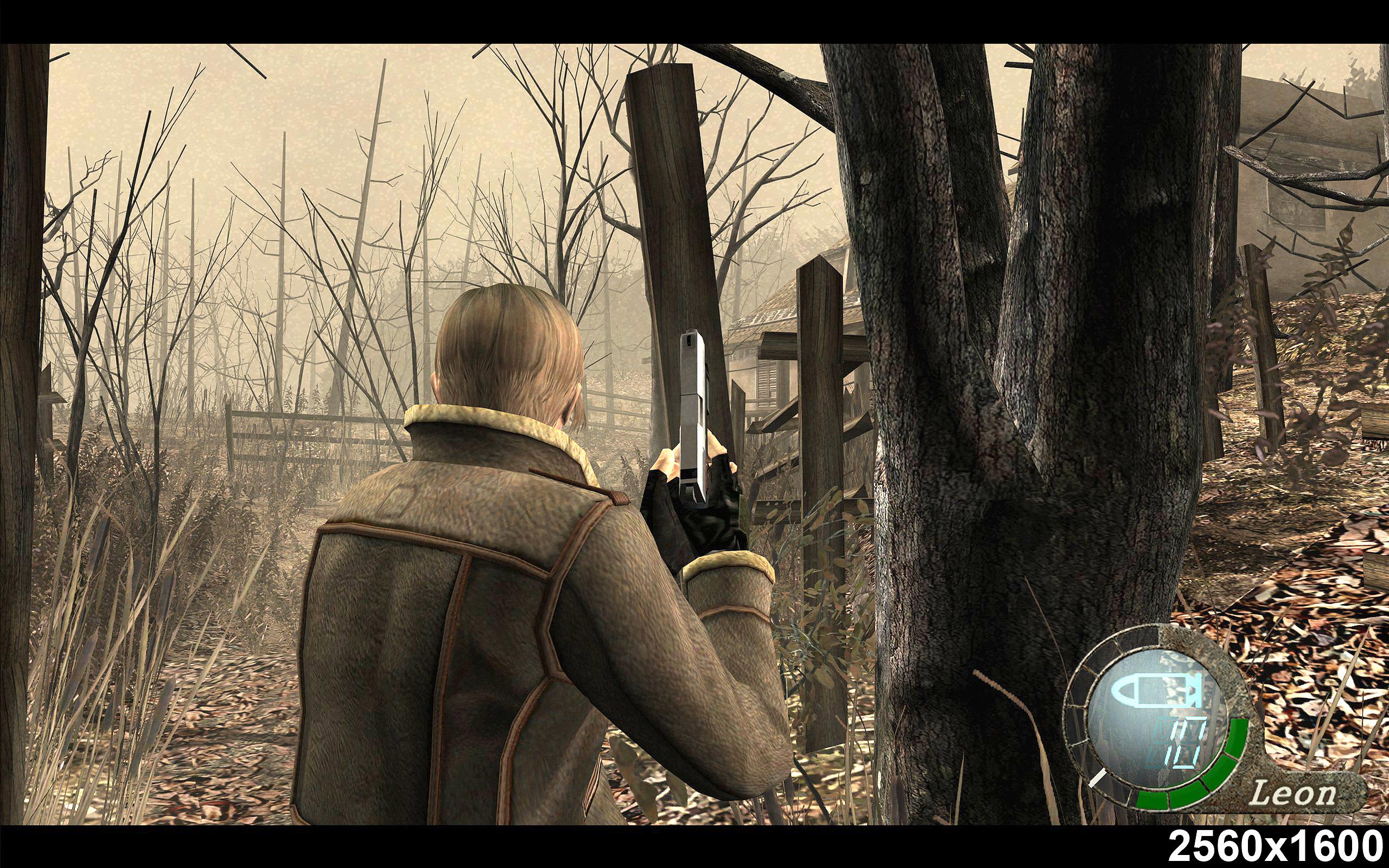 Porovnáváme HD a SD textury Resident Evil 4 92599