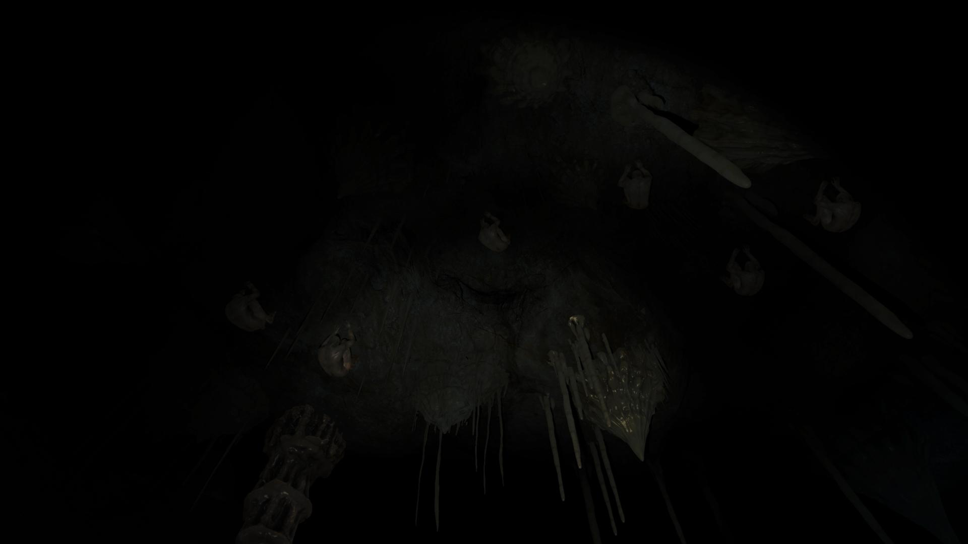 Temný les v hororovém The Forest 92605