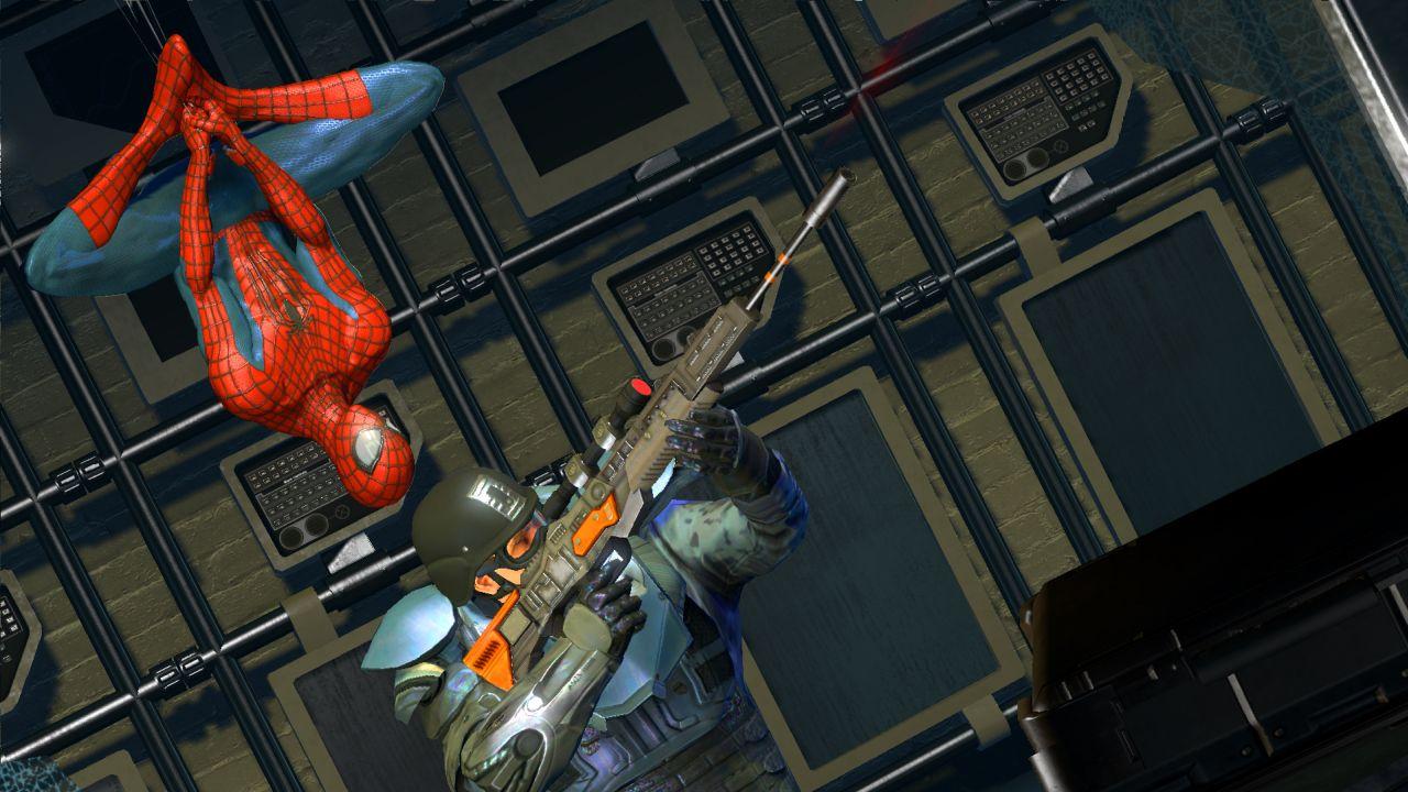 Obrazem: Pavoučí muž chrání New York 92635