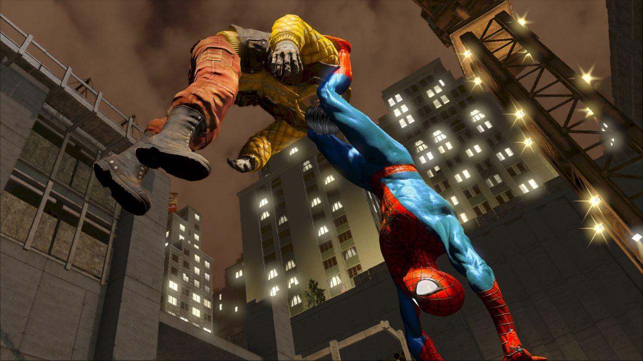 Obrazem: Pavoučí muž chrání New York 92636