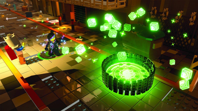 Obrázky z LEGO Movie s akční atmosférou 92656