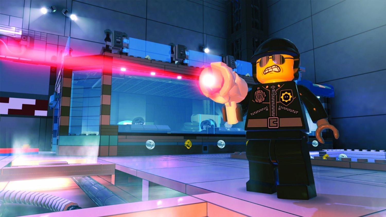 Obrázky z LEGO Movie s akční atmosférou 92657