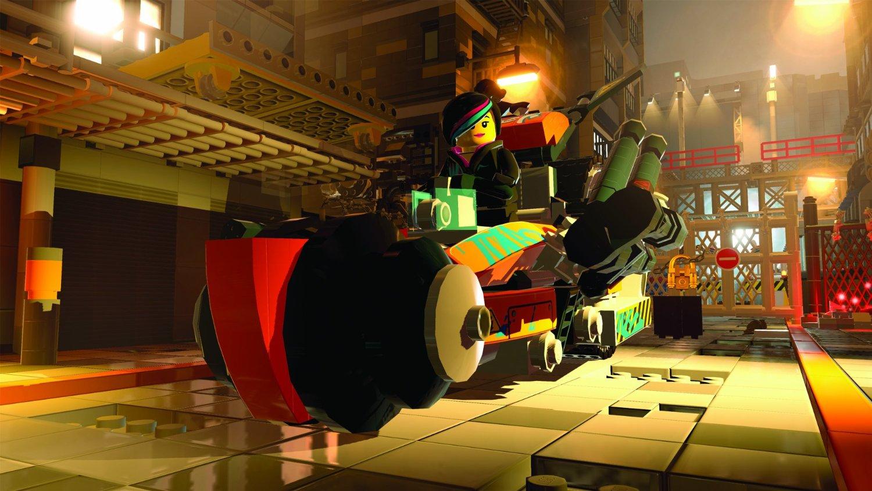 Obrázky z LEGO Movie s akční atmosférou 92658