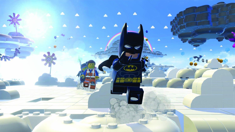 Obrázky z LEGO Movie s akční atmosférou 92659
