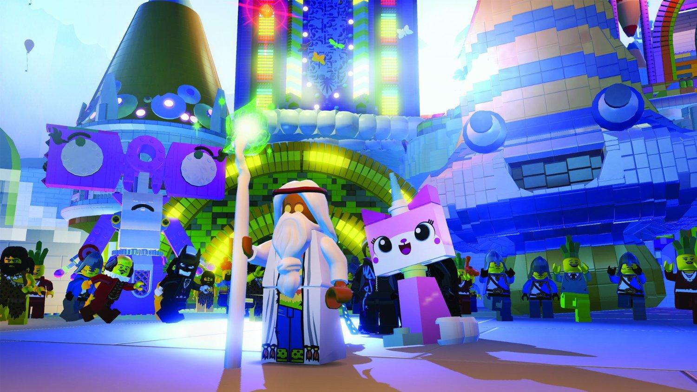 Obrázky z LEGO Movie s akční atmosférou 92660
