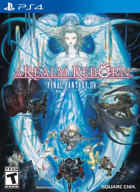 Sběratelská edice Final Fantasy XIV: A Realm Reborn 92664
