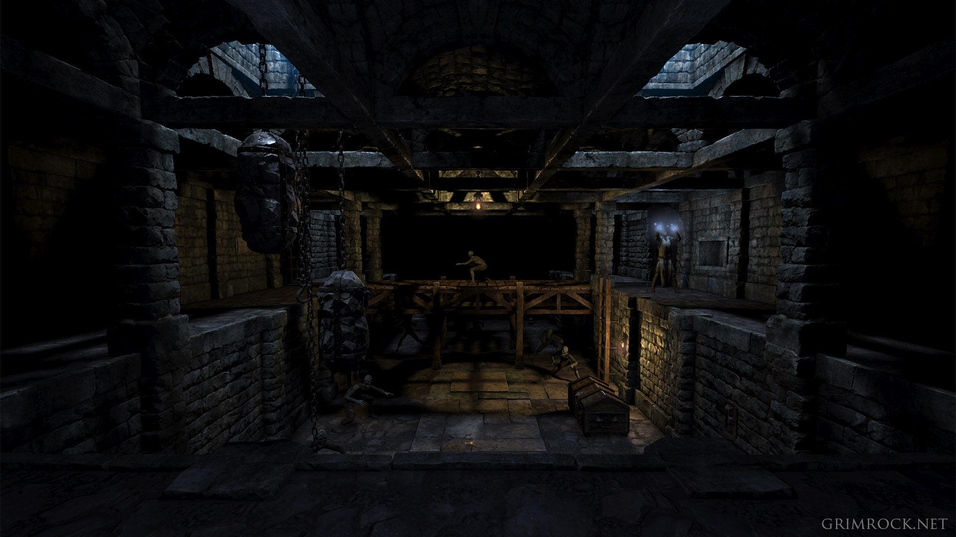 Nové detaily a obrázky z Legend of Grimrock 2 92678