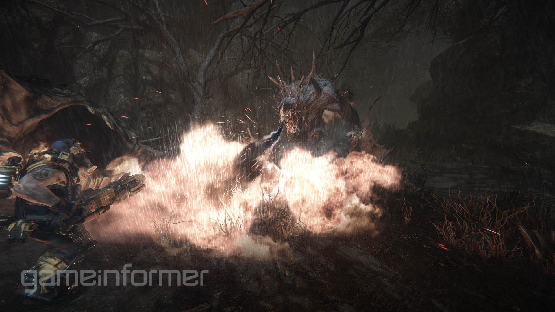 Nové screenshoty z Evolve 92682