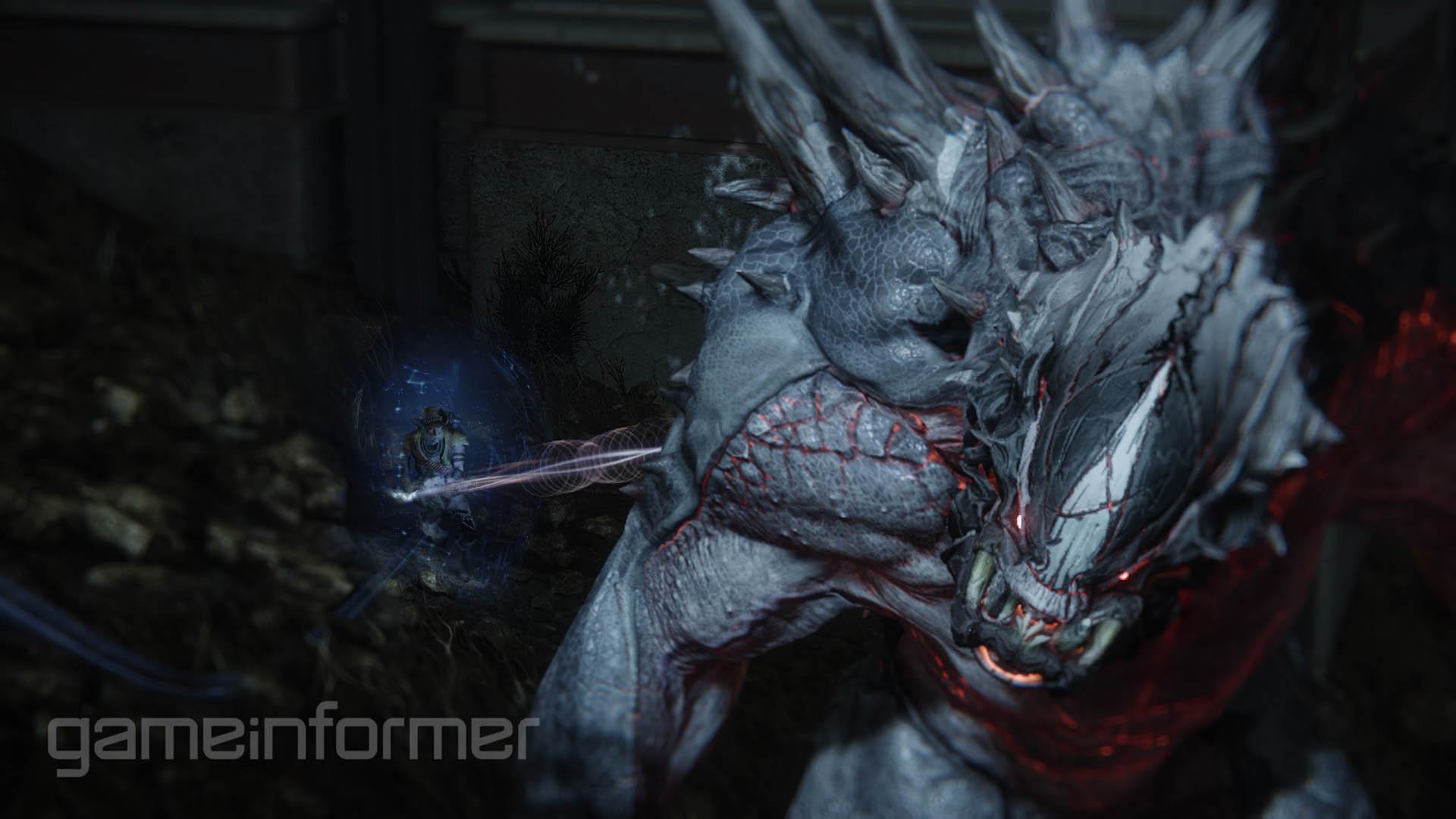 Nové screenshoty z Evolve 92683