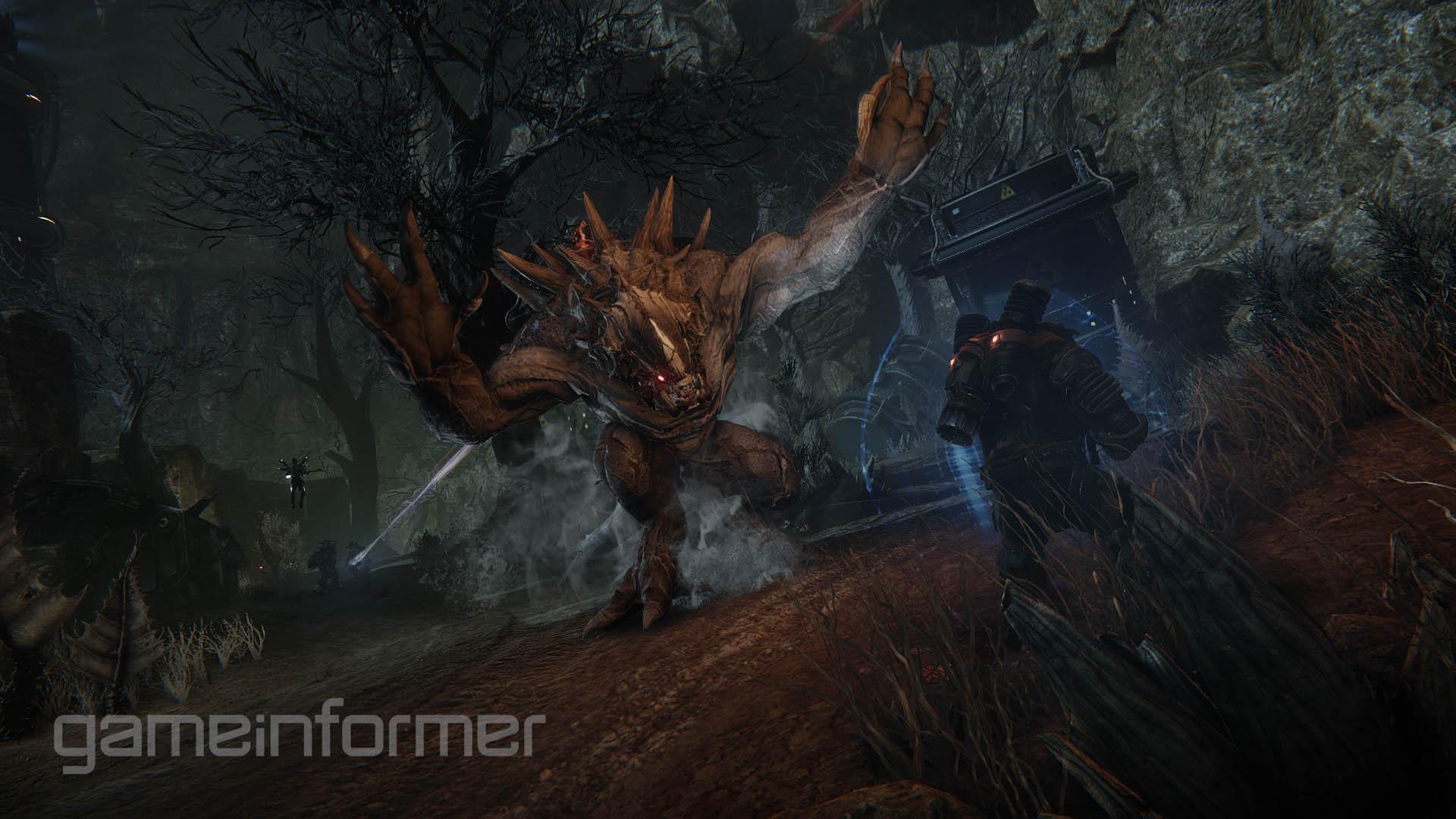Nové screenshoty z Evolve 92684