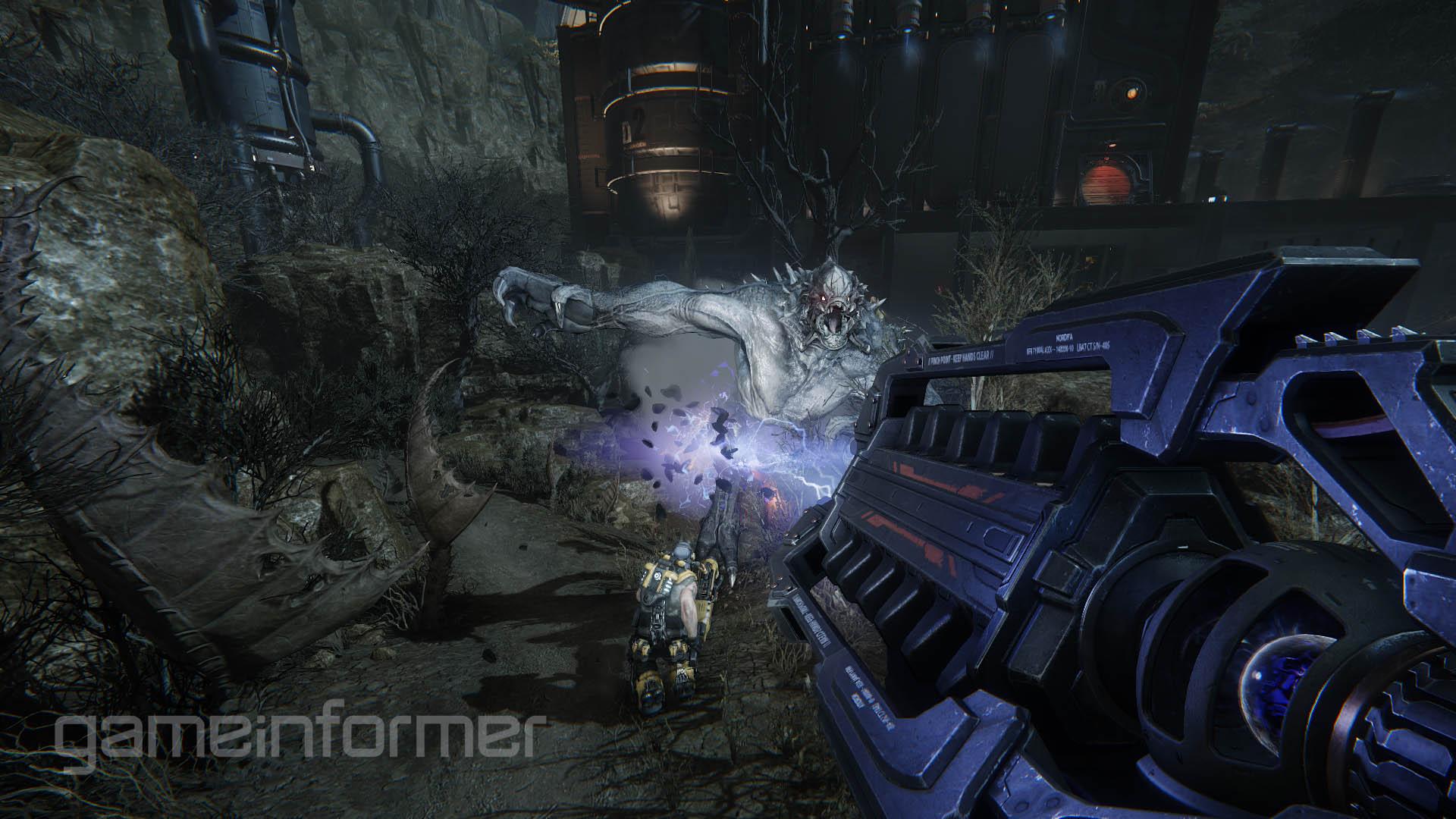 Nové screenshoty z Evolve 92685
