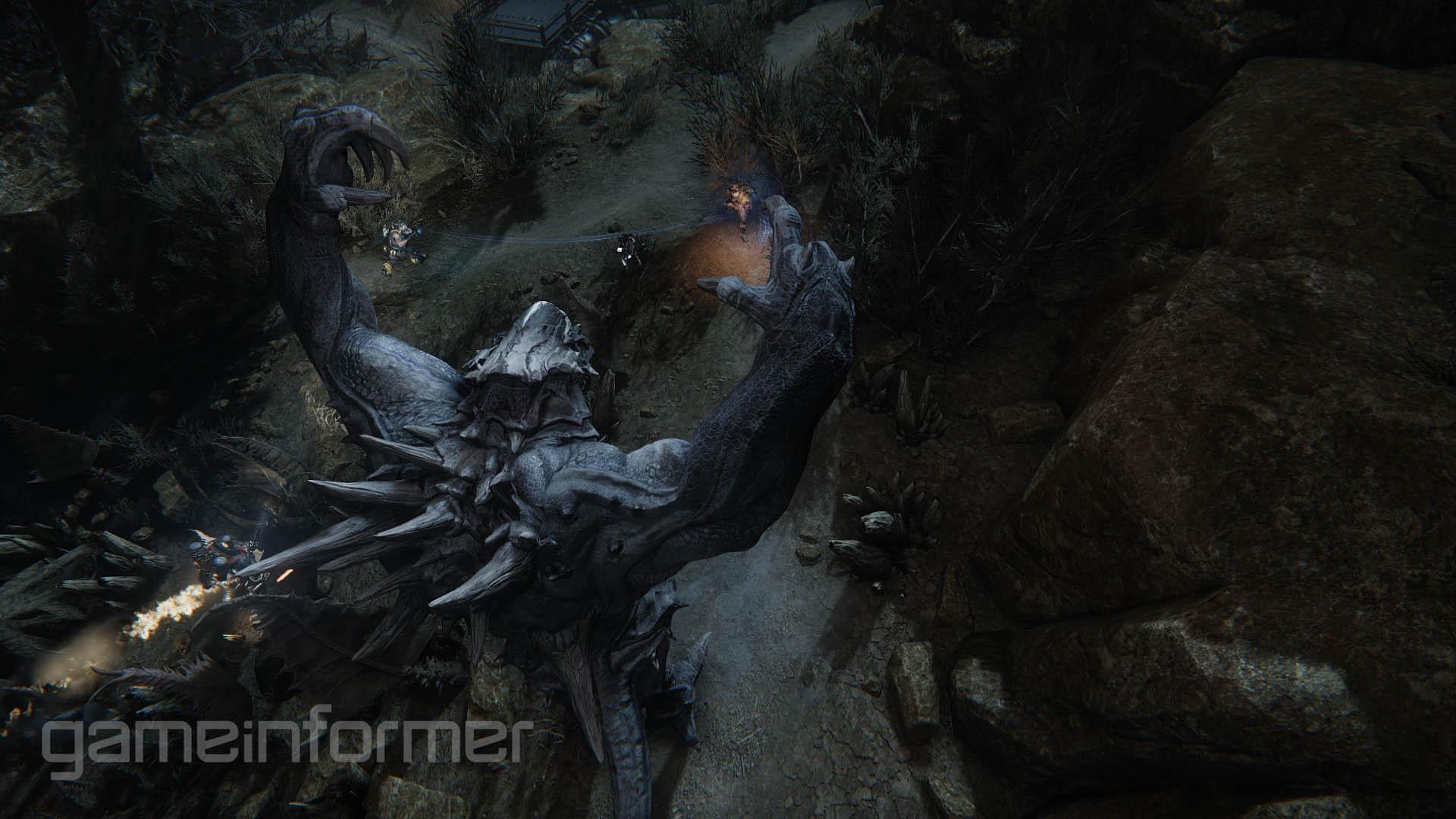 Nové screenshoty z Evolve 92686