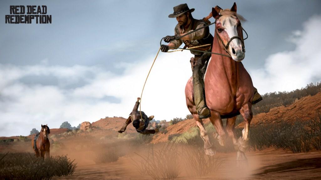 Red Dead Redemption – divoký západ v divokém provedení 927