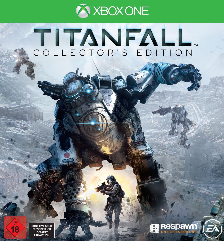 Titanfall odhalil obal sběratelské edice 92740