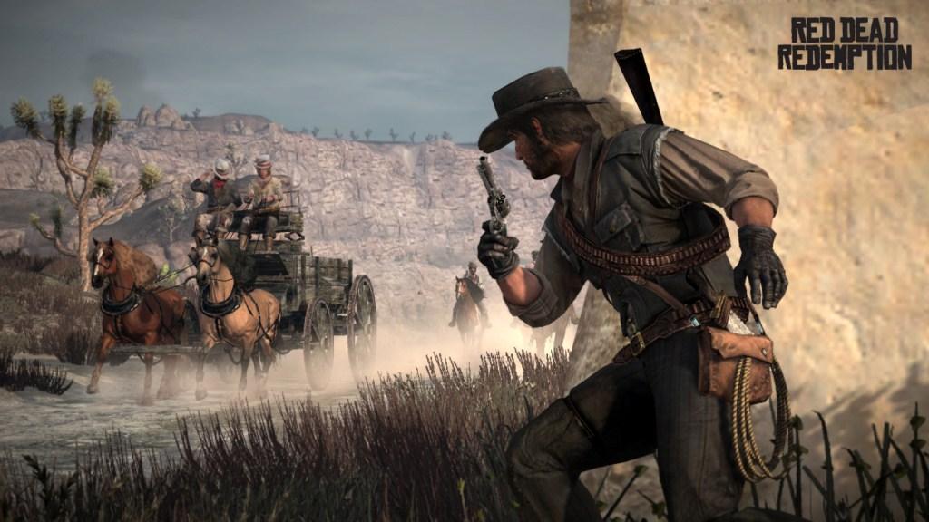 Red Dead Redemption – divoký západ v divokém provedení 928