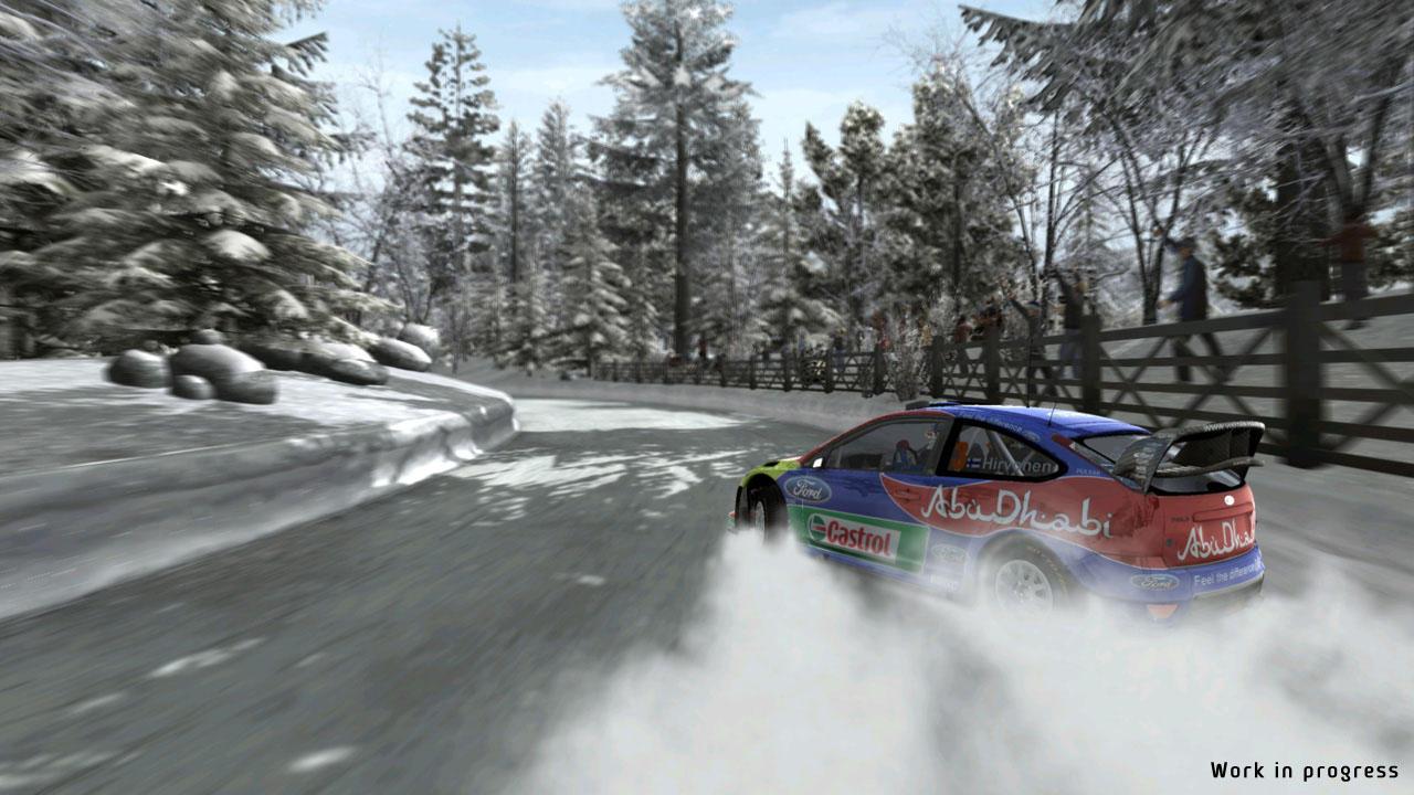 WRC: The Official Videogame 2010 – skutečné Rally se vším všudy 9296