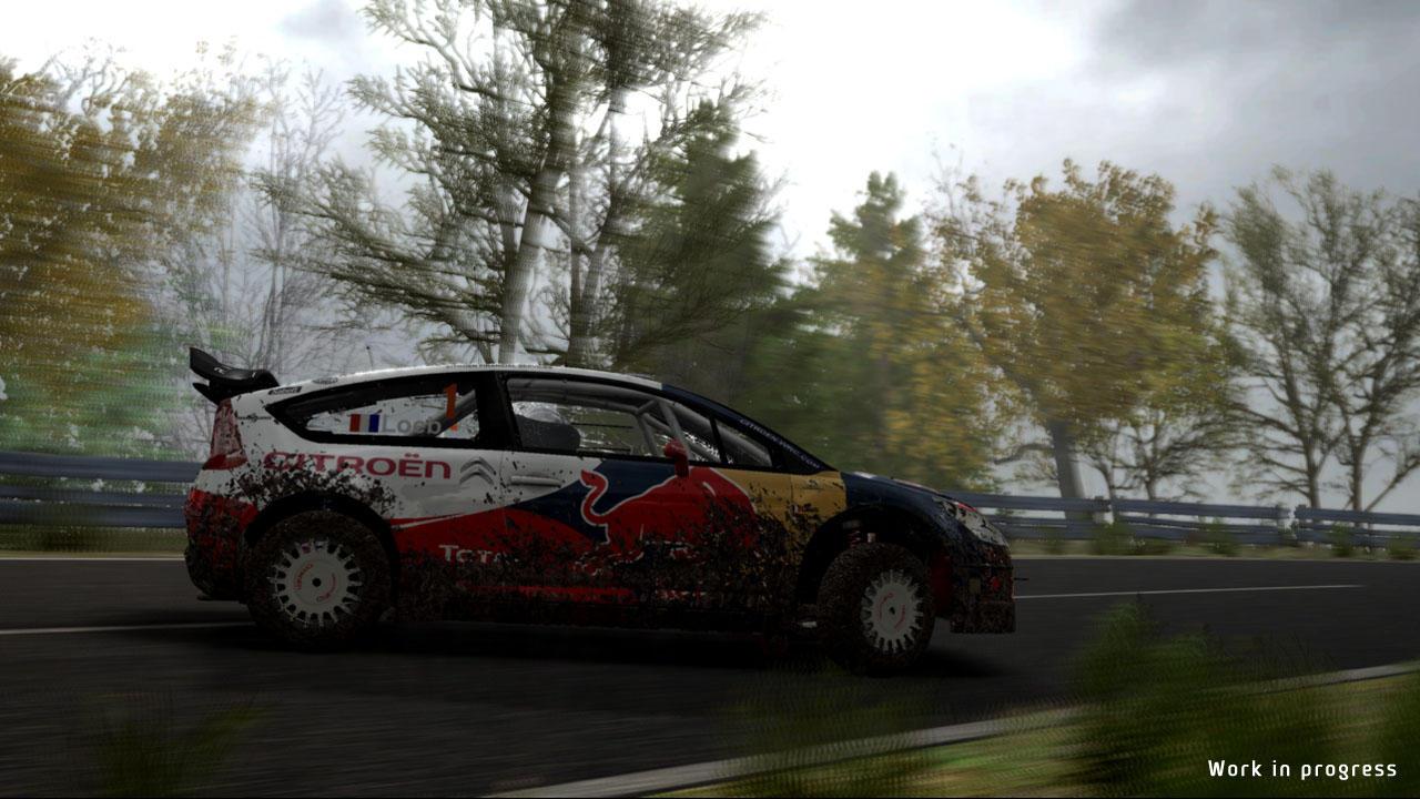 WRC: The Official Videogame 2010 – skutečné Rally se vším všudy 9302