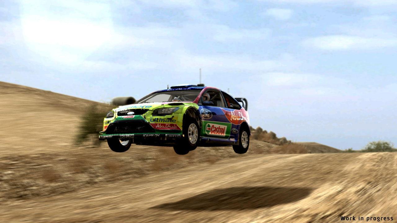 WRC: The Official Videogame 2010 – skutečné Rally se vším všudy 9305