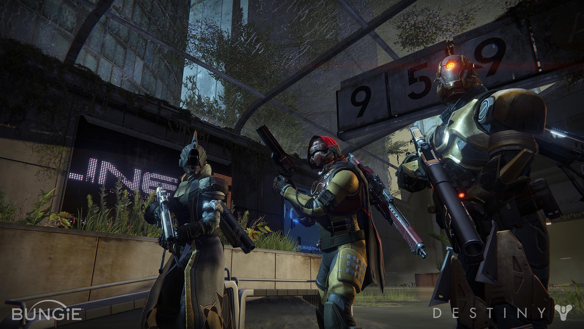 Destiny na dvou nových screenshotech 93077