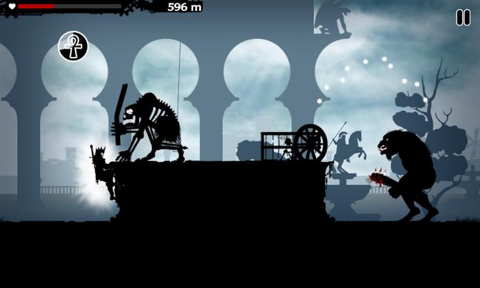 Česko-slovenská mobilní hra Dark Lands míří prostřednictvím Kickstarteru na další platformy 93084