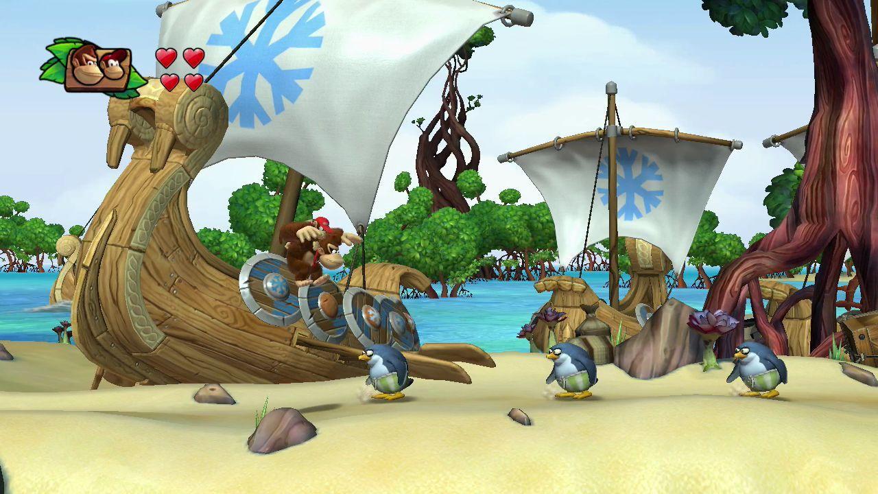 Donkey Kong Country: Tropical Freeze – ostrovní opičárny 93096