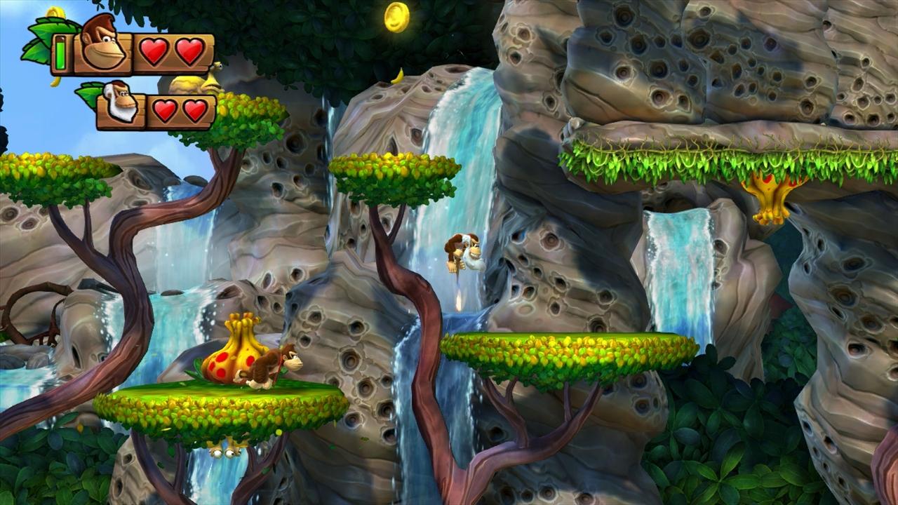 Donkey Kong Country: Tropical Freeze – ostrovní opičárny 93108