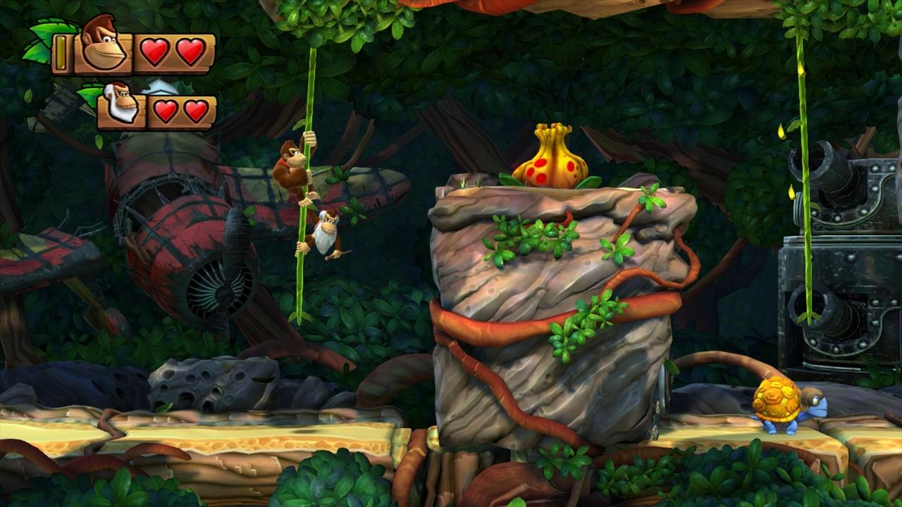 Donkey Kong Country: Tropical Freeze – ostrovní opičárny 93109