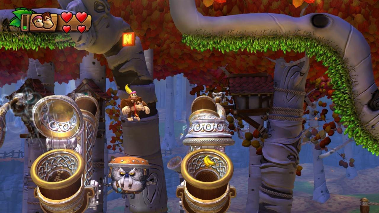 Donkey Kong Country: Tropical Freeze – ostrovní opičárny 93111