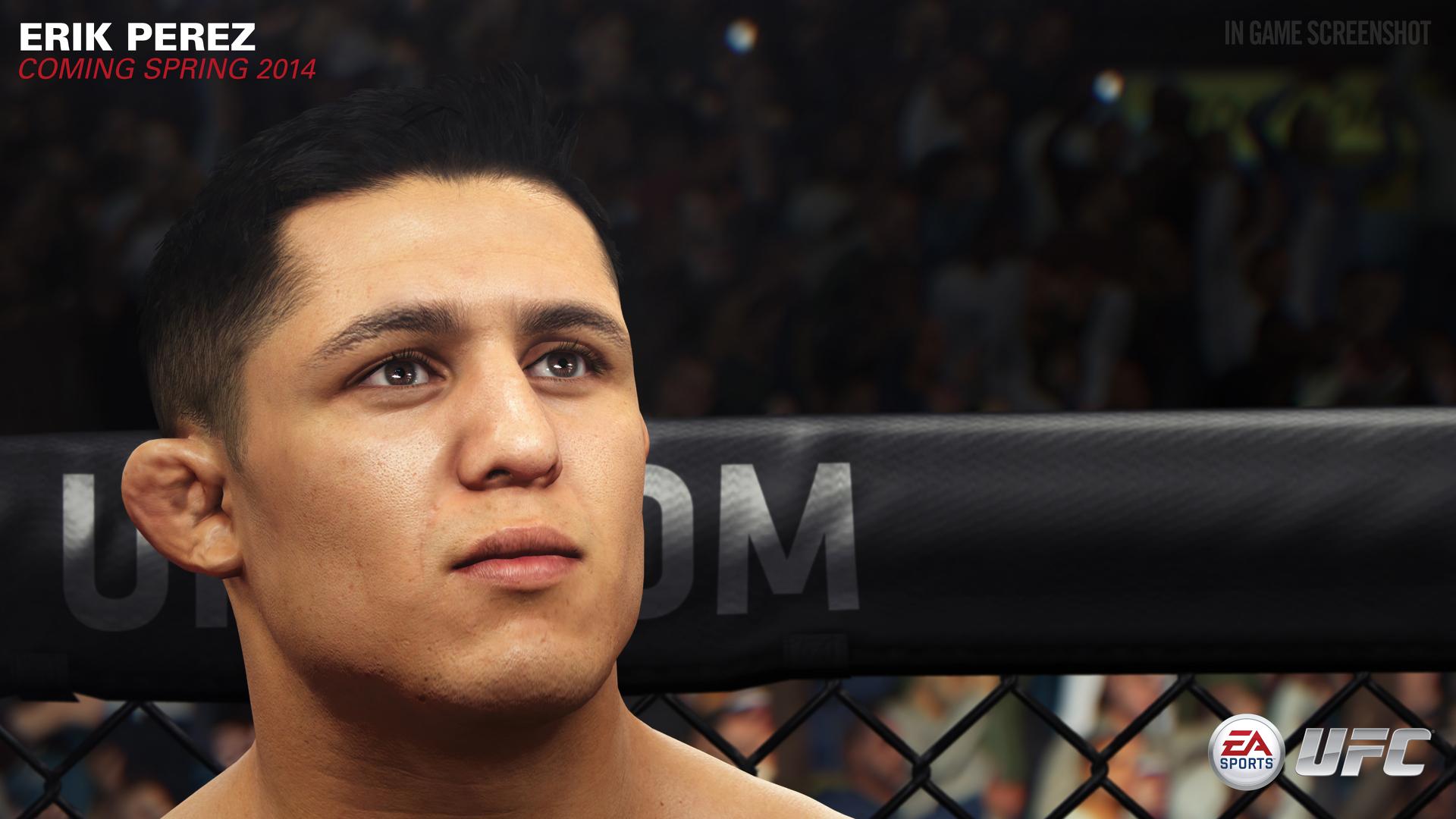 UFC od EA Sports odhaluje další bojovníky 93150