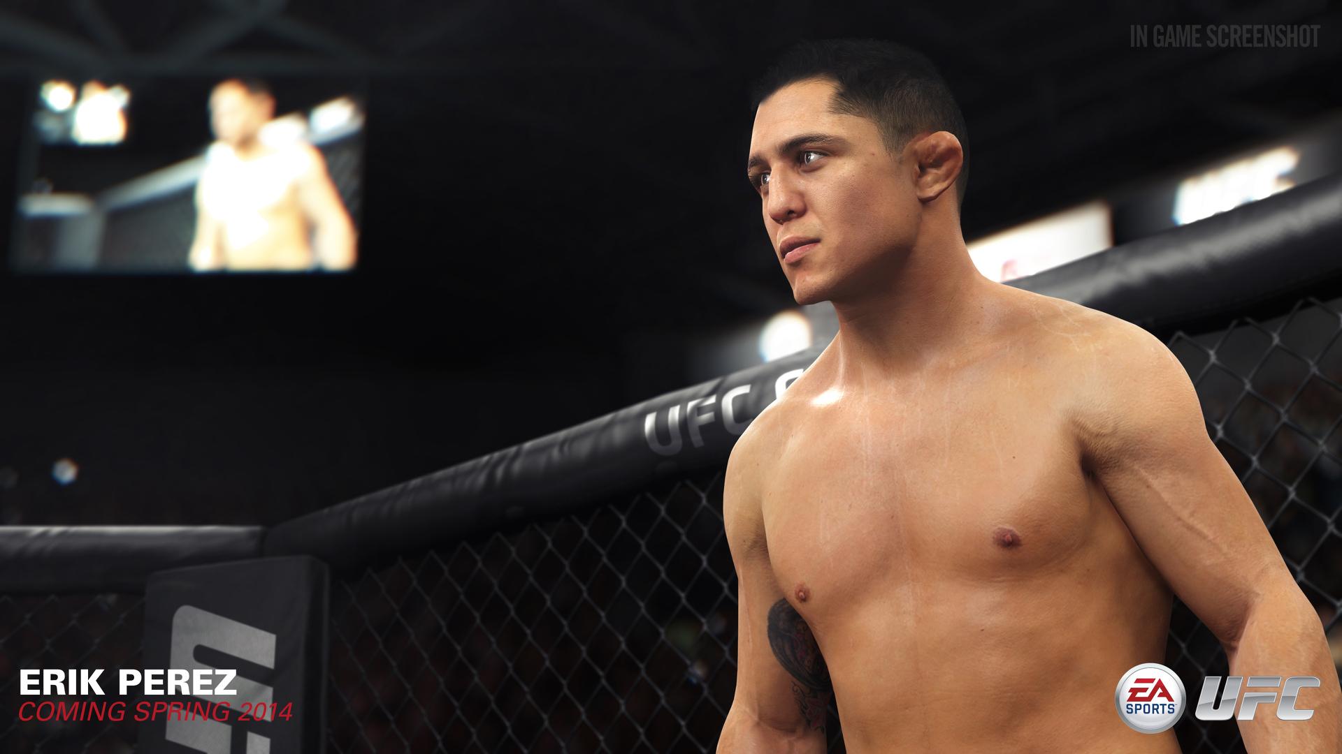 UFC od EA Sports odhaluje další bojovníky 93151