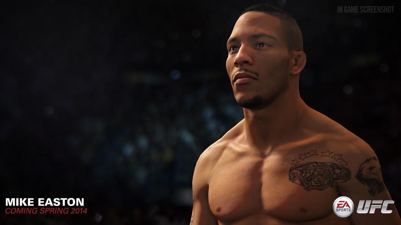 UFC od EA Sports odhaluje další bojovníky 93153