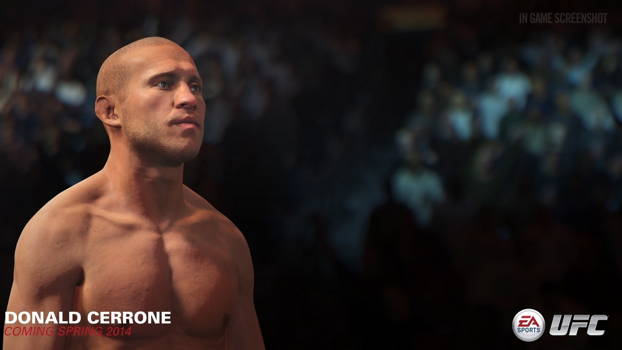 UFC od EA Sports odhaluje další bojovníky 93154