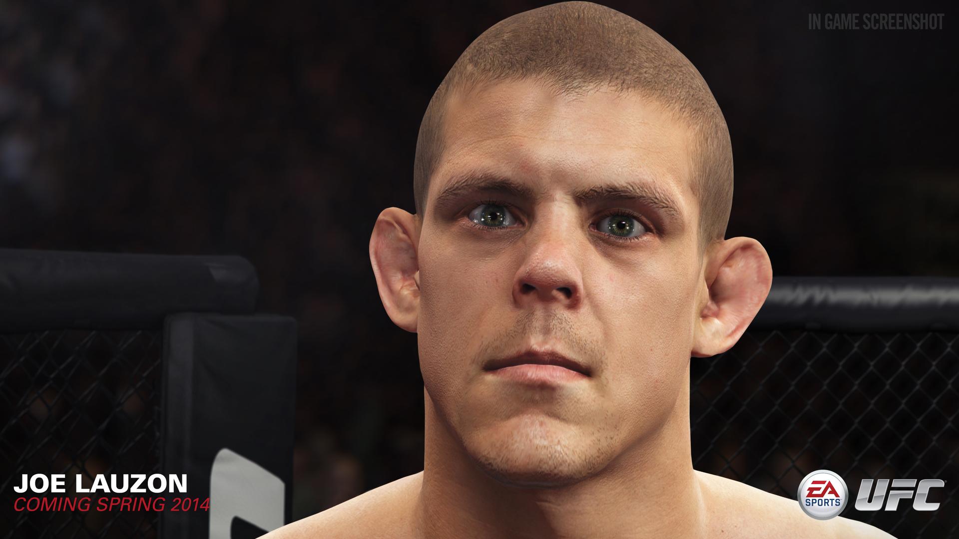 UFC od EA Sports odhaluje další bojovníky 93155