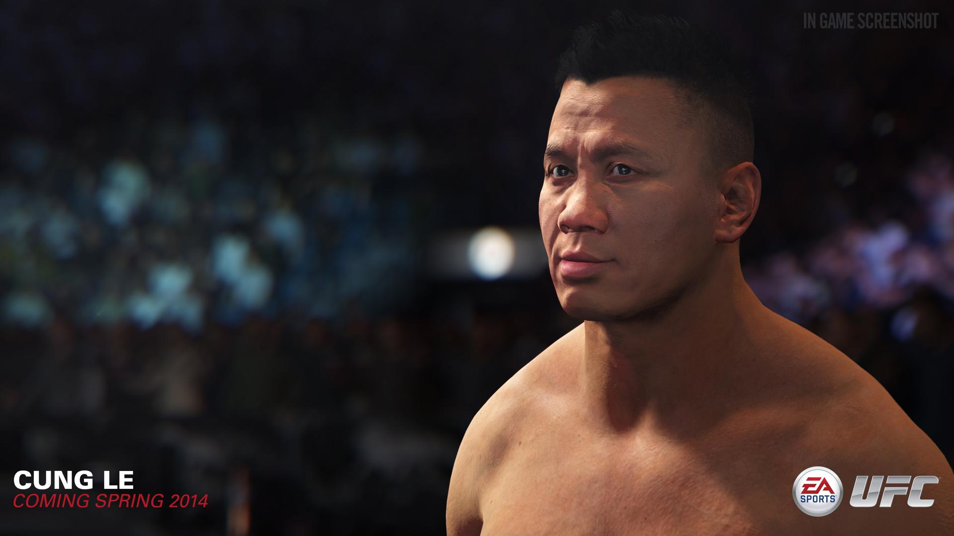 UFC od EA Sports odhaluje další bojovníky 93156
