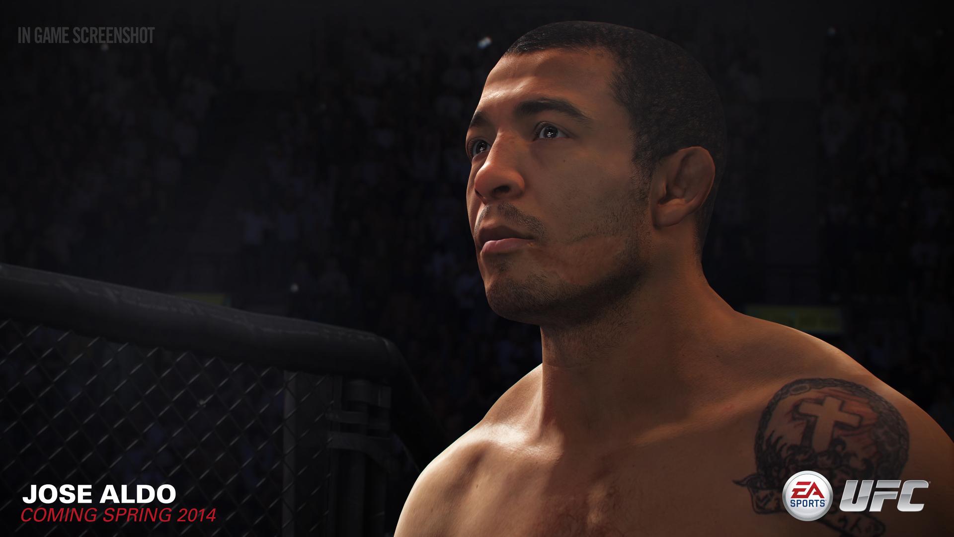 UFC od EA Sports odhaluje další bojovníky 93157
